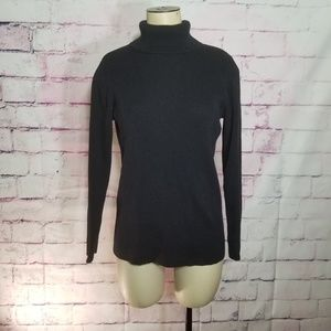 Kim Rogers turtleneck sweater